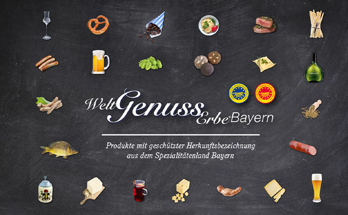 WeltGenussErbe Bayern Broschürencover