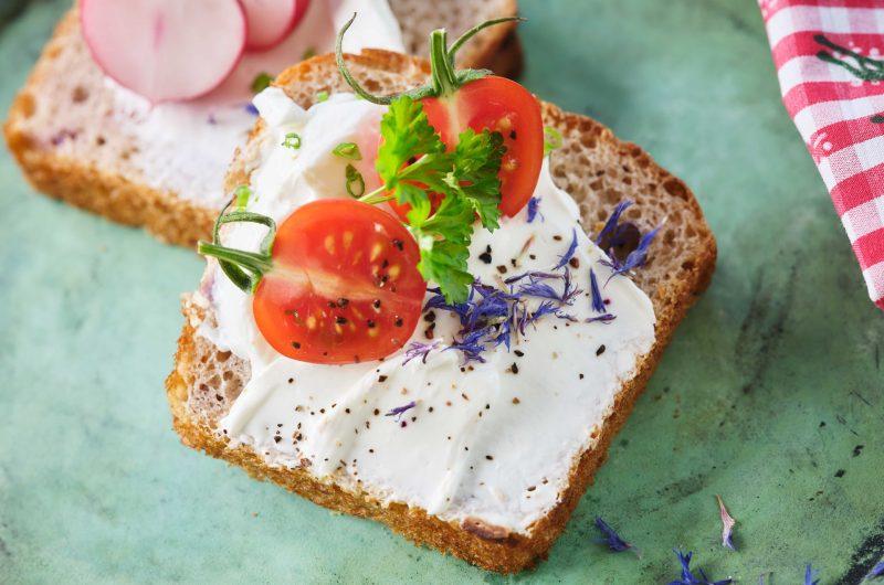FRÄNKISCHER GRÜNKERN G.U. Saftiges Brot mit Kartoffeln